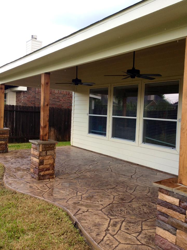 Blake Patio Cover Patio Covers Katy TX Patio Builder