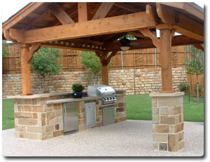 Houston Outdoor Kitchen | Houston Outdoor Kicthens