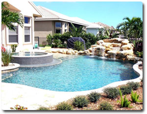Pool builder cinco ranch cinco rank pool builders for Pool design katy tx