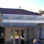Houston Metal Patio Cover 16