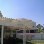 Houston Metal Patio Cover 25