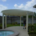 Houston Metal Patio Cover 27