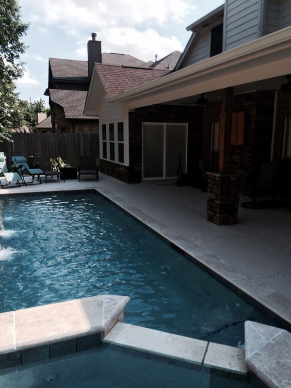 Allen Swimming Pool Patio Covers Katy TX Patio Builder